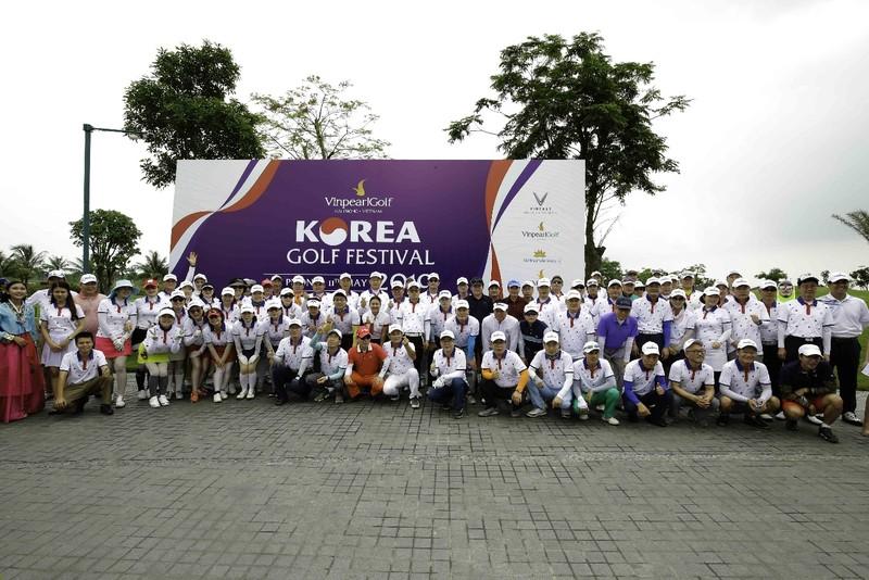 Vinpearl Golf - Korea Golf Festival 2019: Golfer Kim Sung Guk giành chiến thắng kịch tính