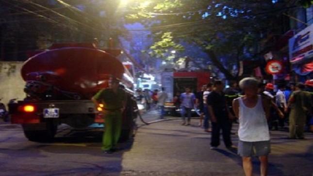 """Những vụ cháy """"cướp mạng người"""" ở Hà Nội"""