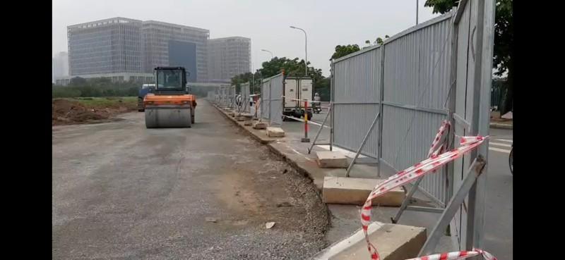 """Hồ sơ gói thầu xén mở rộng đường Lê Quang Đạo - Lê Đức Thọ có thuộc diện """"bảo mật""""?"""