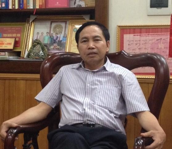 ông Dương Ngọc Long, Chủ tịch Tỉnh Thái Nguyên lại cho rằng, UBND huyện Định Hóa hướng dẫn như vậy không có gì là sai cả, chỉ là hướng dẫn thôi(?)