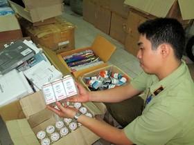 Lực lượng QLTT phát hiện nhiều mỹ phẩm, tân dược dùng trong công nghệ làm đẹp, chăm sóc da nhập lậu