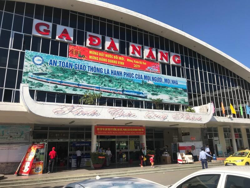 Ðà Nẵng đổi đất để chi hơn 12.000 tỷ đồng di dời ga đường sắt ra khỏi nội thành