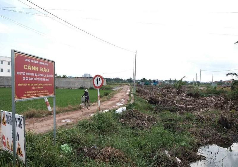 Chậm làm sổ đỏ, lấn chiếm đất, phân lô bán nền sai có thể bị phạt tới 1 tỷ đồng