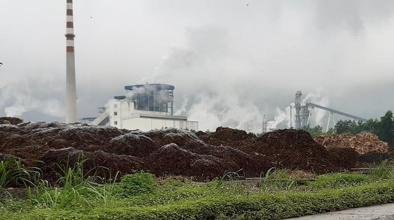 Tuyên Quang: Nhà máy giấy An Hòa diễn tập chữa cháy lúc 0h, khói cao hàng chục mét