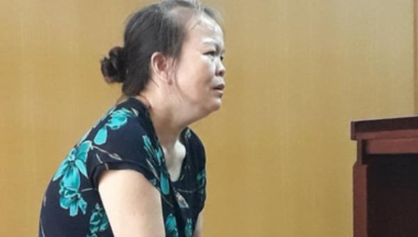 Giết chồng vì túng quẫn, vợ nhận án chung thân