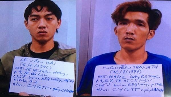 Nhóm của Hải và Tứ bị truy tố về hành vi giết người