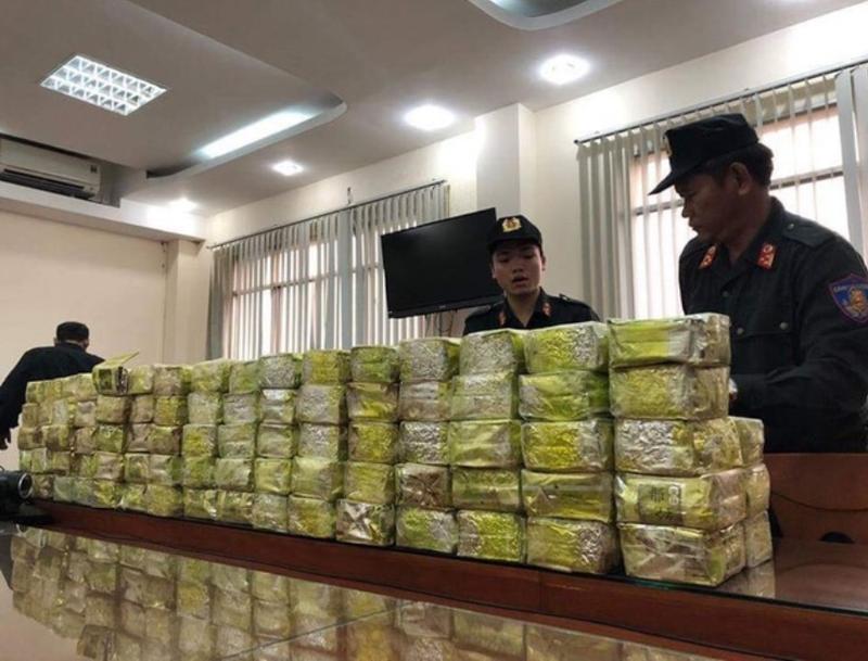 Truy tố kẻ ngoại quốc vận chuyển hơn 300kg ma túy