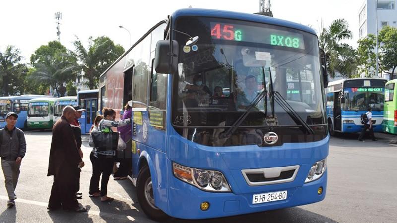 TP HCM ngừng khai thác 3 tuyến buýt có trợ giá