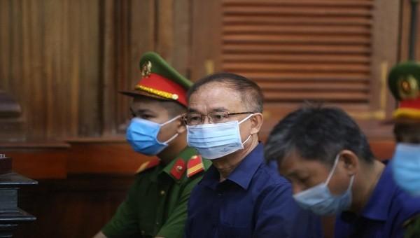 Bị cáo Nguyễn Thành Tài lĩnh 8 năm tù