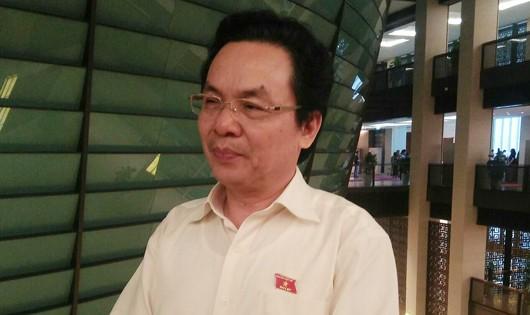 ĐBQH Hoàng Văn Cường- Ủy viên Ủy ban Tài chính – Ngân sách của Quốc hội