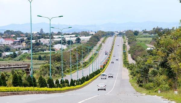 Tập trung cao độ cho dự án cao tốc kết nối Đồng Nai - Lâm Đồng