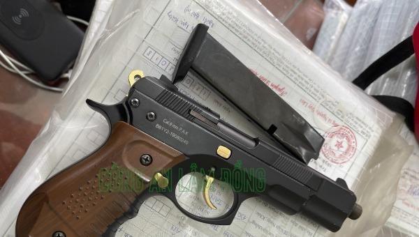 Bắt đối tượng bắn người trọng thương ở Lâm Đồng sau 15 giờ gây án