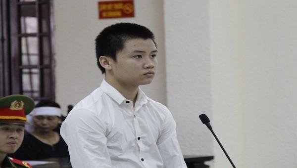 Bị cáo tại phiên sơ thẩm