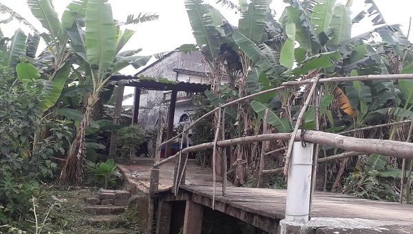Gia đình vừa đưa thi thể nạn nhân từ Đồng Nai về Thừa Thiên - Huế.