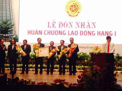 25 năm thành lập IPC: Góp phần đưa Thành phố tiến ra biển Đông