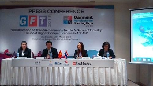 Việt Nam – Thái Lan hợp tác trong ngành dệt may để nâng cao năng lực cạnh tranh