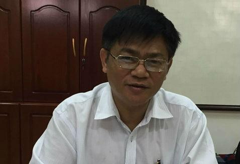 Ông Thái Văn rê - Giám đốc Sở KH&ĐT TP.HCM