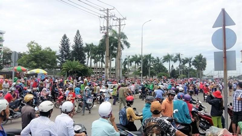 Tạm đình chỉ hoạt động của Công ty PouYuen Việt Nam