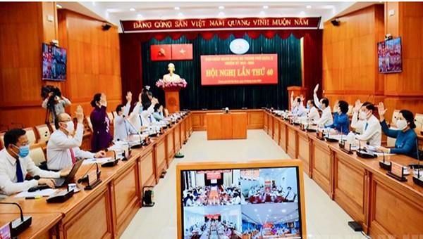 TP Hồ Chí Minh dự kiến cho học sinh đi học trở lại từ ngày 15/5
