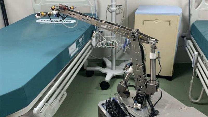 TP HCM đưa robot vào phục vụ công tác chống dịch Covid-19