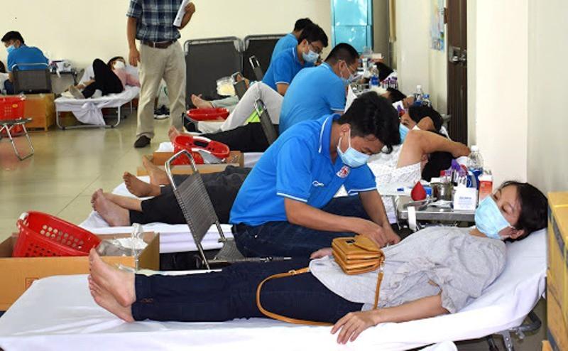 TP HCM vận động hiến máu theo cách thức đảm bảo an toàn trong mùa dịch