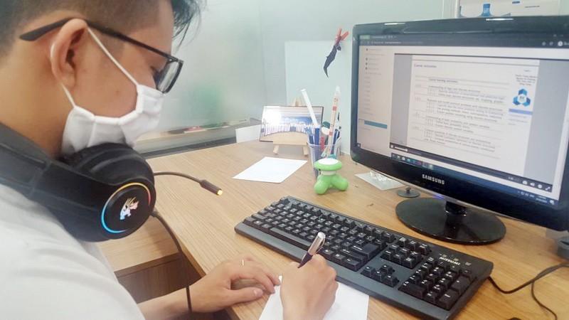 TP HCM sẽ kiểm tra, đánh giá kết quả học trực tuyến