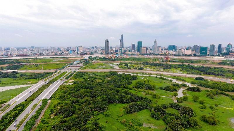 Các quận huyện TP HCM phải trình kế hoạch sử dụng đất trong tháng 5/2020