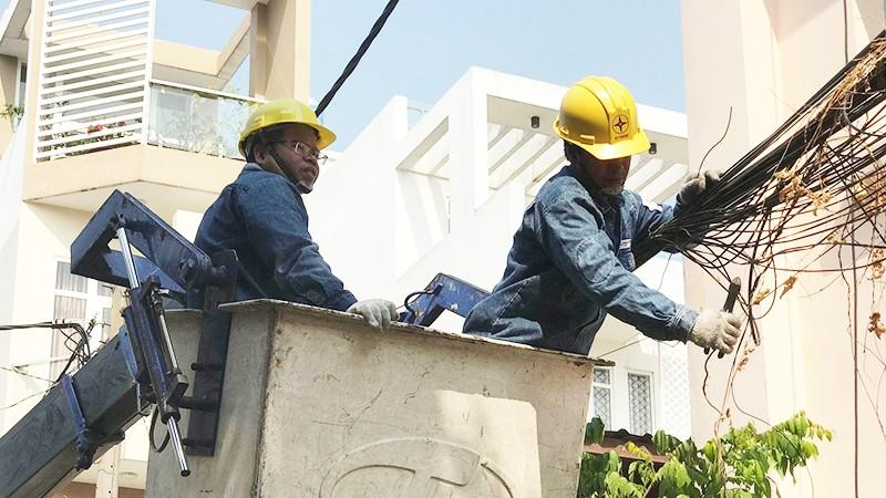 TP HCM kiến nghị Bộ Công thương cho cắt điện công trình vi phạm xây dựng