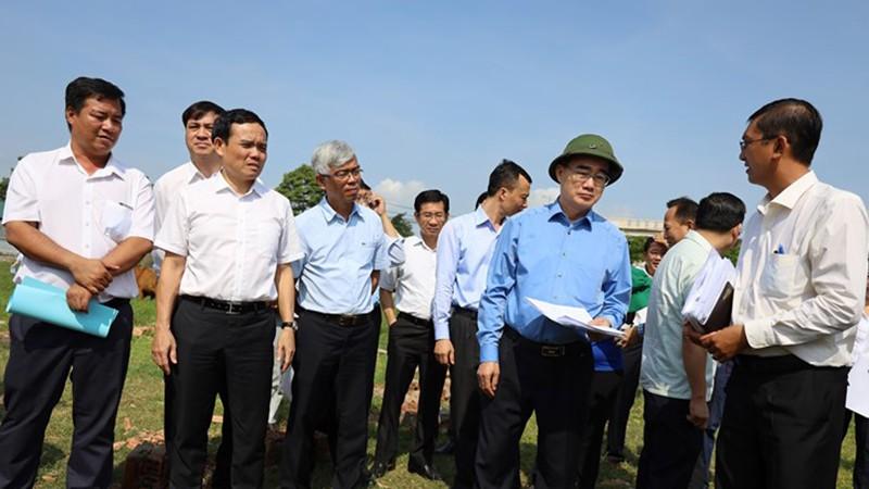 TP HCM yêu cầu khẩn trương xét xử công khai các vụ án liên quan đến đất đai
