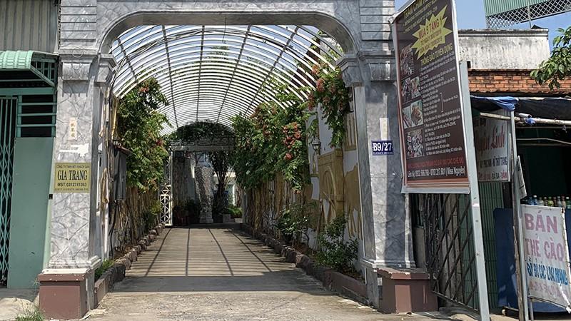TP HCM cưỡng chế nhiều công trình xây dựng tại huyện Bình Chánh