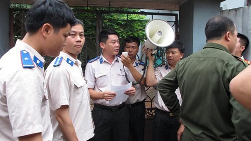 TP HCM tăng cường công tác phối để thi hành tốt các  án dân sự.