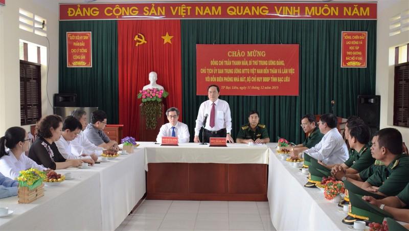 Công tác phòng chống tham nhũng là một nhiệm vụ quan trọng của Đảng, Nhà nước