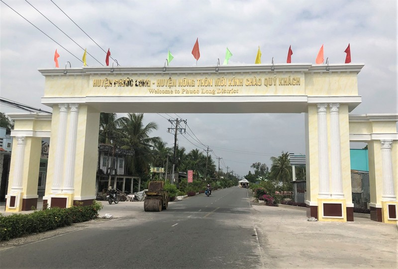 Hành trình xây dựng nông thôn mới kiểu mẫu của Phước Long (Bạc Liêu)