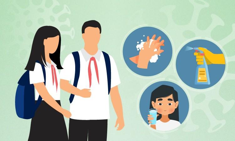 Bạc Liêu cho học sinh từ mầm non đến THCS nghỉ đến hết 14/3