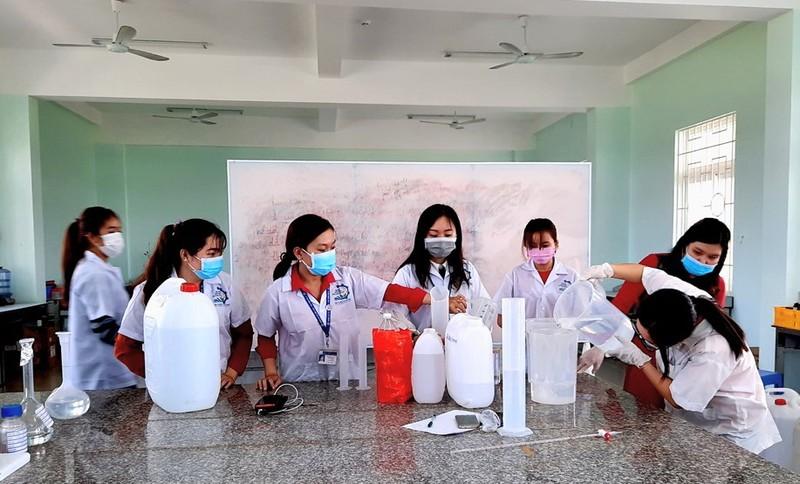 Tuổi trẻ Kiên Giang chung tay phòng, chống dịch bệnh Covid-19