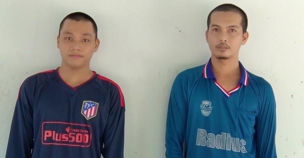 Tạm giam 2 gã ngư phủ cướp giật tài sản