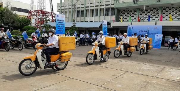 Kiên Giang ra quân hưởng ứng tháng vận động triển khai BHXH toàn dân