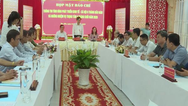 """Bí thư Tỉnh ủy Bạc Liêu: Báo chí khẳng định vai trò """"chiến sĩ"""" trên mặt trận tư tưởng, văn hóa"""