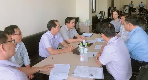 Kiểm tra về tổ chức và hoạt động công chứng trên địa bàn huyện Phú Quốc