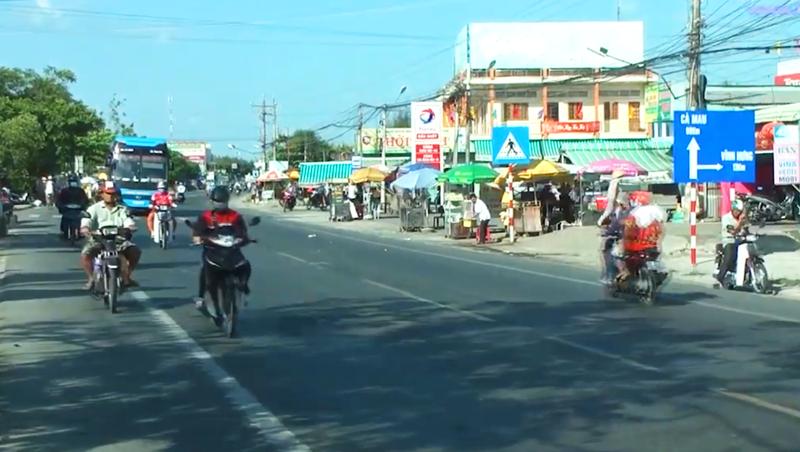 Xã Long Thạnh (huyện Vĩnh Lợi) đạt chuẩn nông thôn mới (NTM) năm 2019.