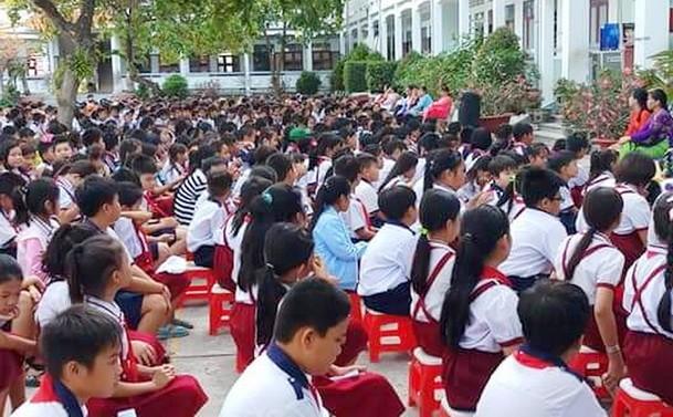 Học sinh tại Bạc Liêu tạm dừng đến trường đến ngày 22/2