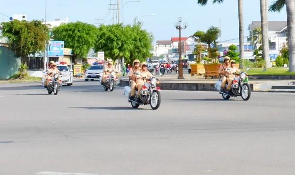 Trong 7 ngày Tết, Bạc Liêu không xảy ra tai nạn giao thông làm chết người