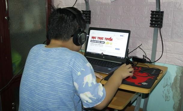 Cà Mau dạy và học trên truyền hình, trực tuyến qua Internet
