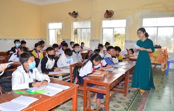 Lo ngại tình trạng học sinh bỏ học sau kỳ nghỉ Tết
