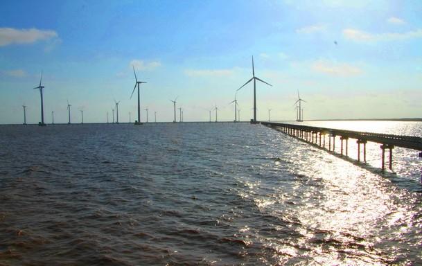 Bạc Liêu: Tập trung gỡ khó cho các dự án điện gió