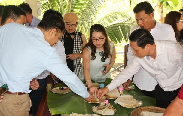 """Sự kiện """"Hương rừng U Minh"""" mang đậm nét đặc trưng của vùng đất Cà Mau"""