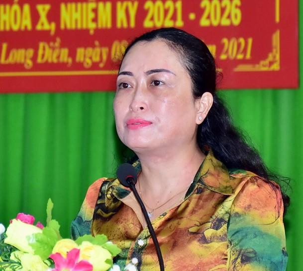 Ứng viên ĐBQH Trần Thị Hoa Ry - Phó Chủ tịch Hội đồng Dân tộc Quốc hội: Nỗ lực hết mình vì sự phát triển của đồng bào DTTS tỉnh Bạc Liêu và khu vực