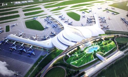 Cần hơn 22.800 tỷ đồng để giải phóng mặt bằng xây Sân bay Long Thành