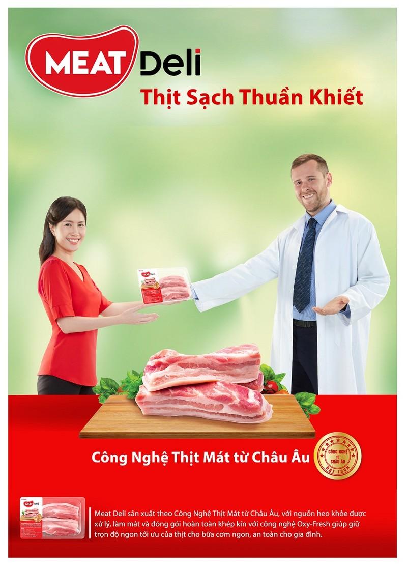 Masan sẽ tiếp tục mở rộng kênh phân phối đối với sản phẩm thịt mát