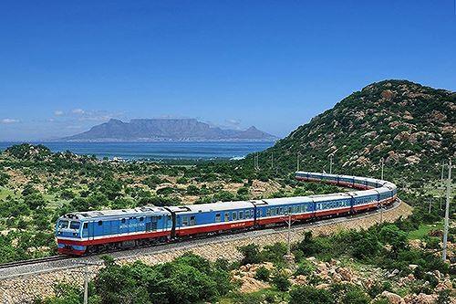 Miền Đông Nam Bộ sẽ có tuyến đường sắt với vận tốc thiết kế 160km/h (Ảnh minh họa)
